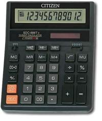 Калькулятор Citizen SDC-888Т 12 разряд.